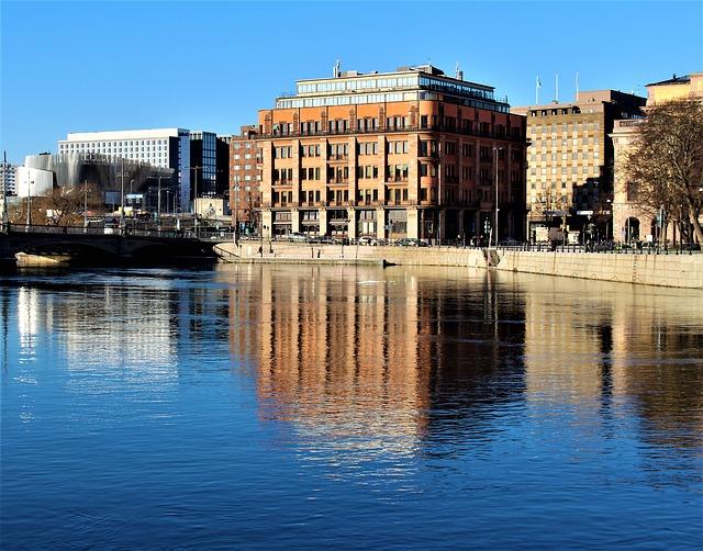 švédské domy