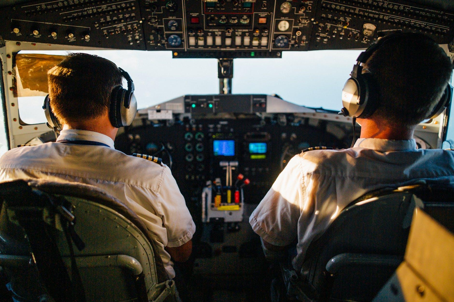 piloti letadla